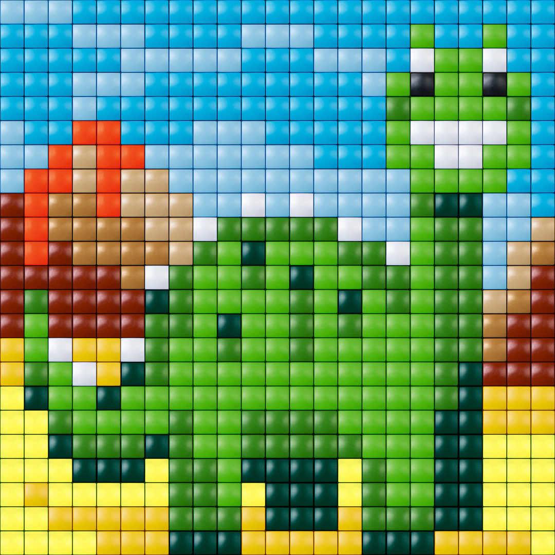 Dinosaur-02_Patternbooklet_Animals_Liz_2