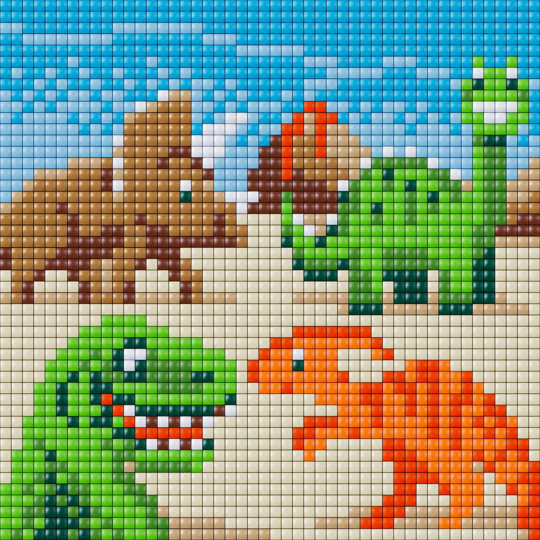 Dino's Pixel XL pattern 4x4XL