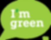 i'm green, bio-plastics, duurzaam, pixelhobby
