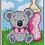 Thumbnail: Pixel XL 4 basisplaten Babygirl