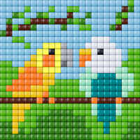 Parakeets_Patternbooklet_Animals_Mix_23x