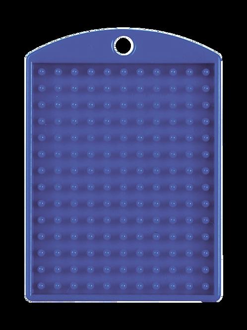 Pixelhobby medaillon blauw