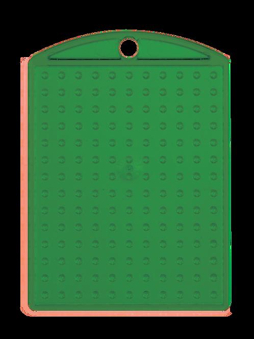 Pixelhobby medaillon transparant groen