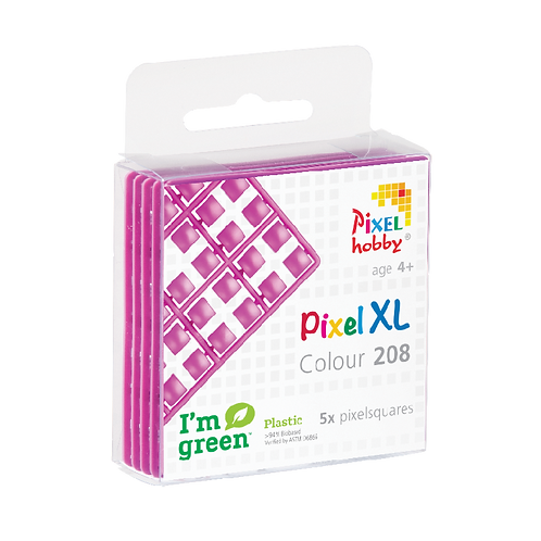 Pixel XL 5-pack Fuchsia 208