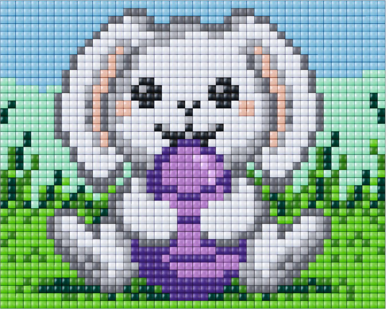 Rabbit_2x2L Pixel XL