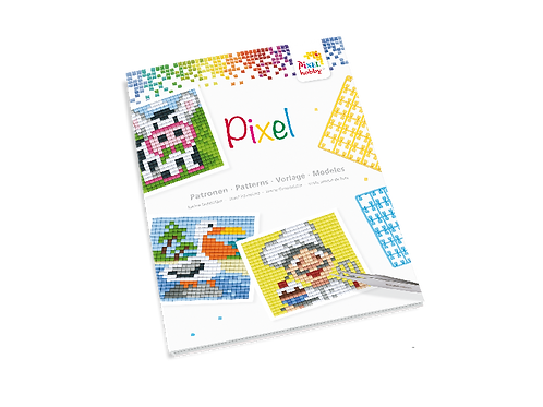 Patroonboek Pixel   24x24 pixels
