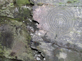 Labyrinths and the Trojan Connection