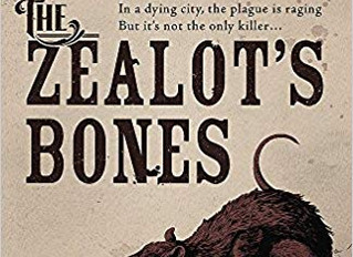 The Zealot's Bones (by D.M. Mark)