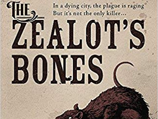The Zealot's Bones (by D.M. Mark)