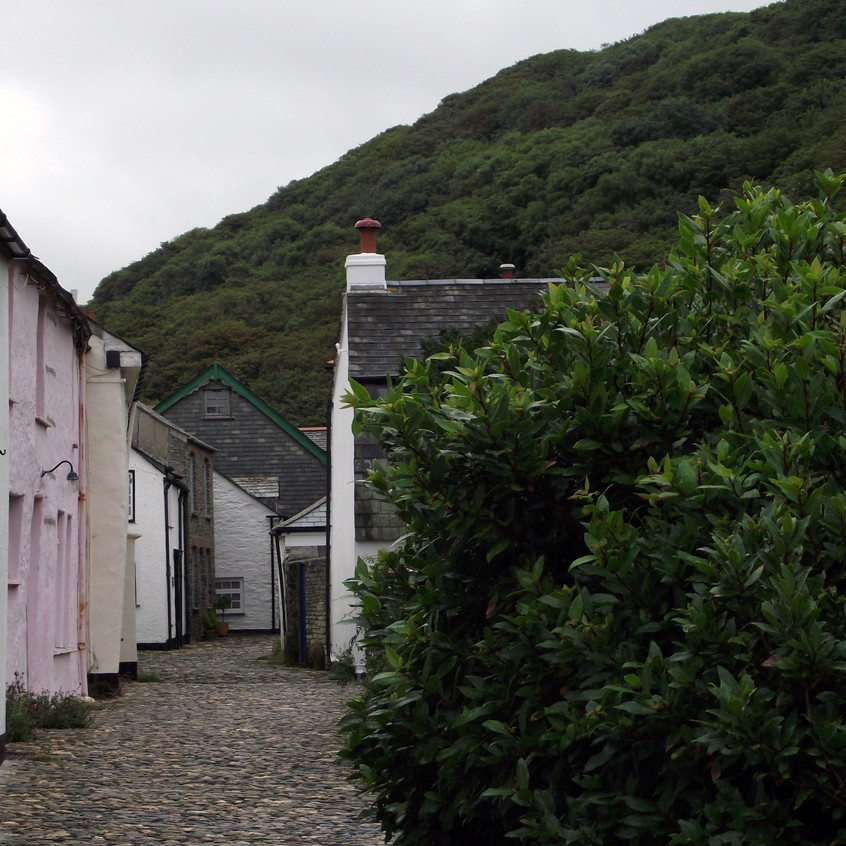 Boscastle Lane