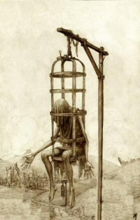 Gibbet Reconstruction - University of Leicester