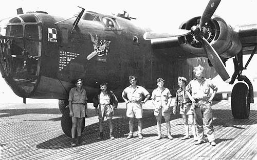 Example of a B-24