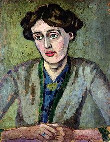 Virginia Woolf (Painting)