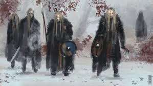 Viking Shieldmaidens: source: idrawgirls.com