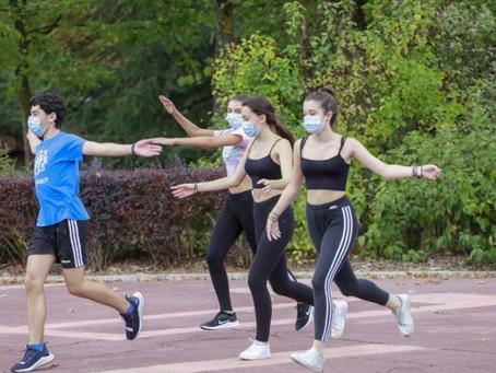 Práctica de la educación física en las escuelas