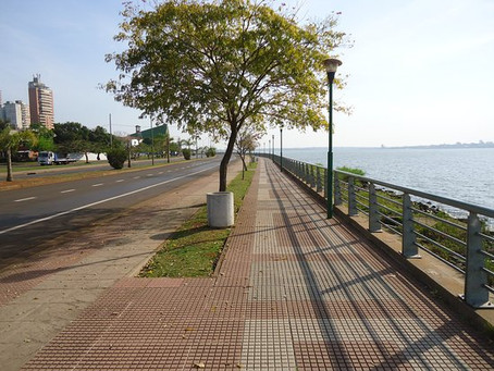 Posadas habilitó el running y las salidas recreativas en bicicleta