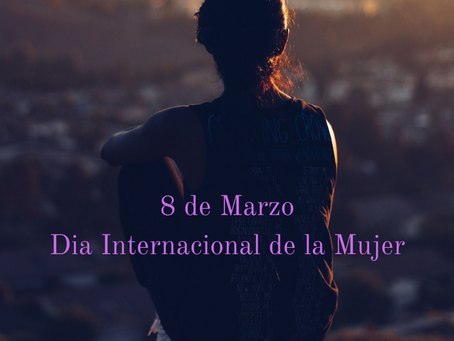 Día Internacional de la Mujer!!