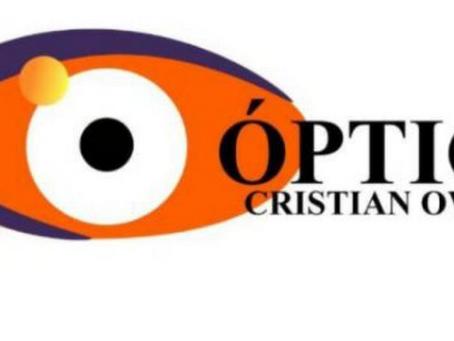 Matriculados tendrán Beneficios en Óptica CRISTIAN OVIEDO