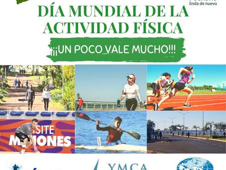Día Mundial de la Actividad Física!!!
