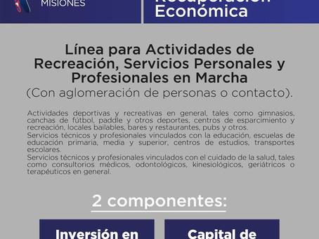 Programa de Recuperación Económica: