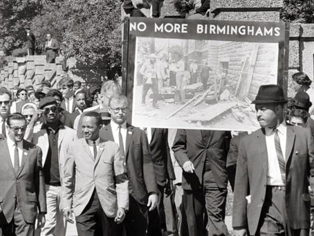From Birmingham to Belfast – Stories of Civil Rights