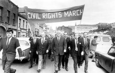 NI Civil Rights Movement -Eamonn McCann
