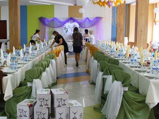 Как выбрать банкетный зал для свадьбы в Казани