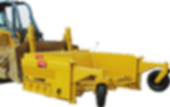 R600C Aggregate Spreader for road base materials