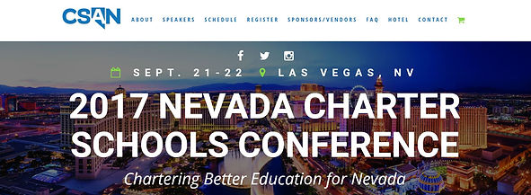 Nevada Charter School Conference   NV Charter Association