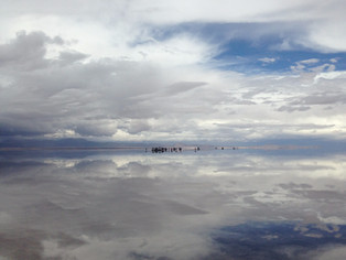 Bolivie, le pays dans les nuages...