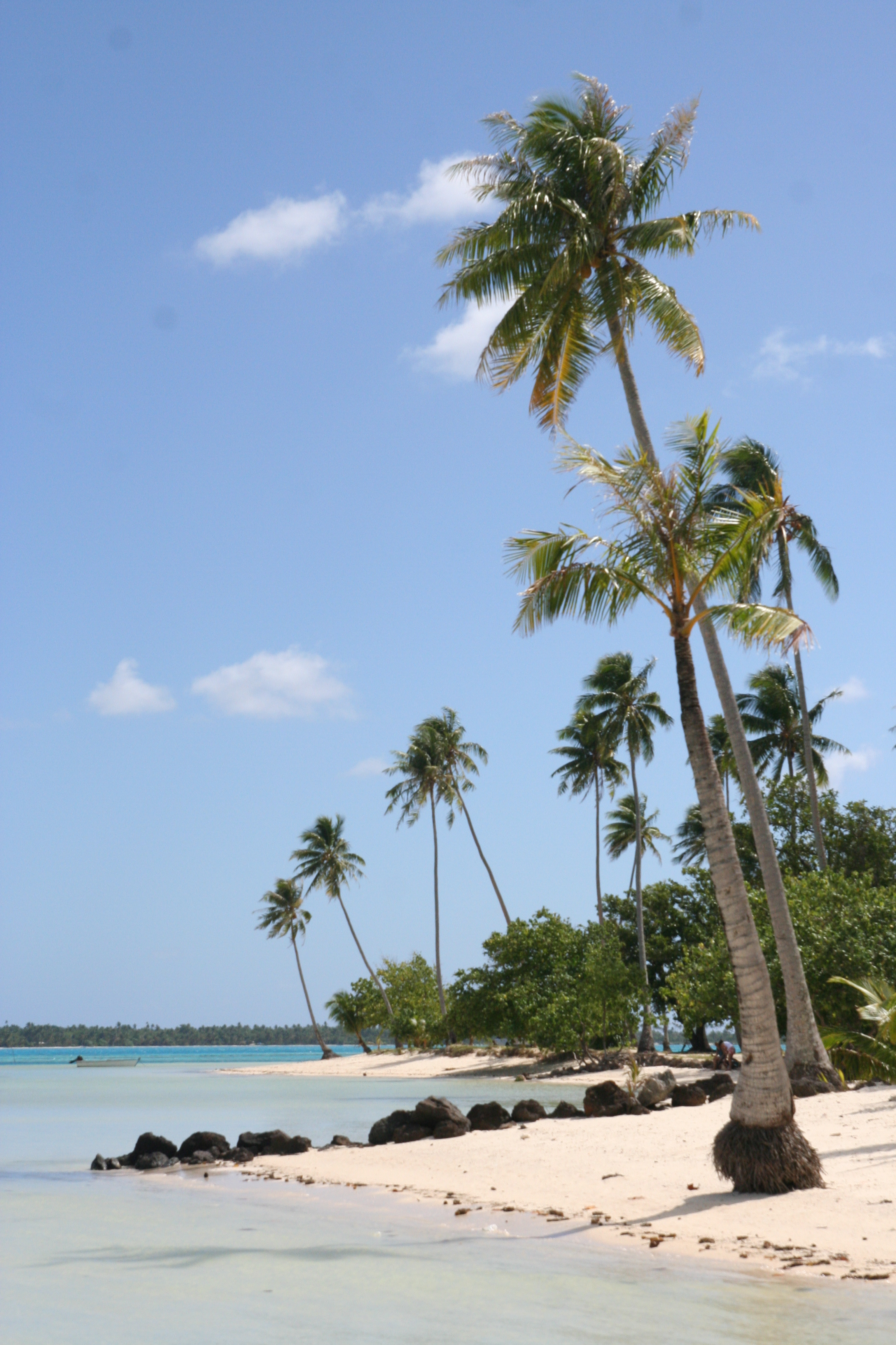 Maupiti, Polynésie