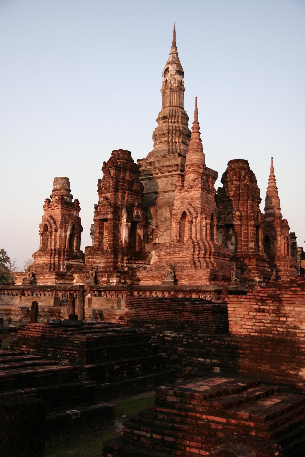 Sukothaï, Thailande