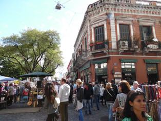 Une semaine autour de Buenos Aires