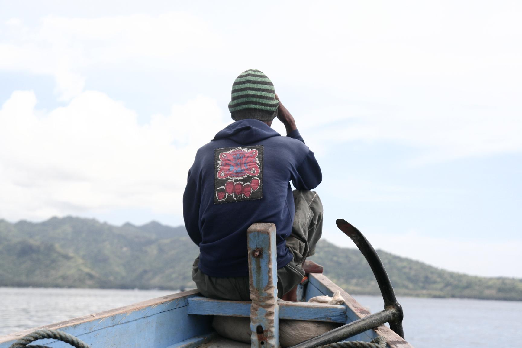 Gili air, Indonésie