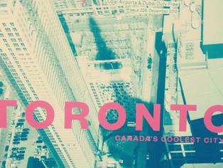 Toronto, Canada's coolest city... ?!
