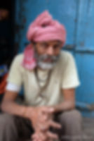 Craftsman - Old Delhi, India