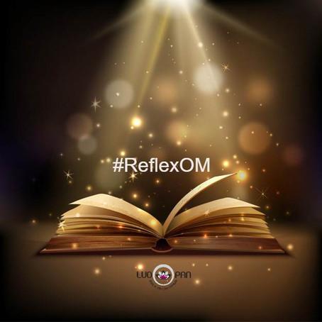 """ReflexOM: Abrindo a """"penseira""""."""