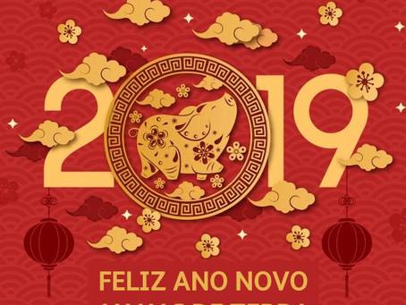 Javali de Terra 2019 - O Ano da Celebração