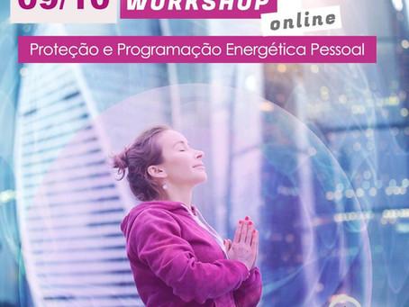 Workshop ONLINE: Proteção e Programação Energética Pessoal