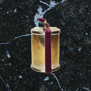 Boîte senteur metal pot pourri