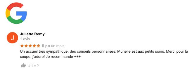 AVIS 36 : Google