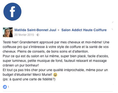 Avis 4 : Facebook