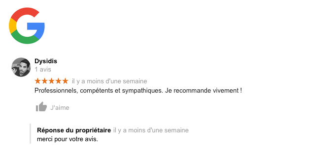 Avis 47 : Google