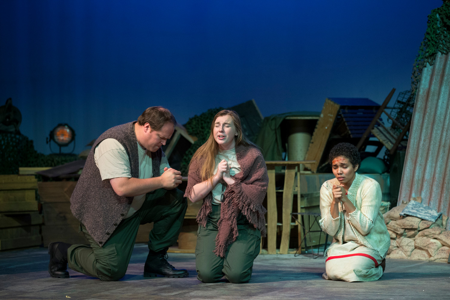 Mother Courage and Her Children⎮Randolph College