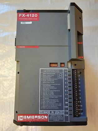 Emerson FX-4120 Positioning Servo Drive
