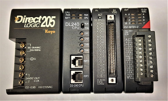 Koyo Direct Logic 205