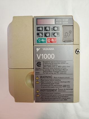 Yaskawa V1000 CIMR-VU4A0009FAA