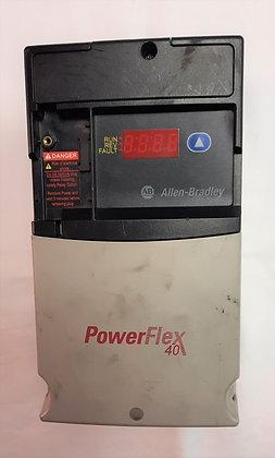 Allen Bradley Power Flex 40  22D D4P0N104