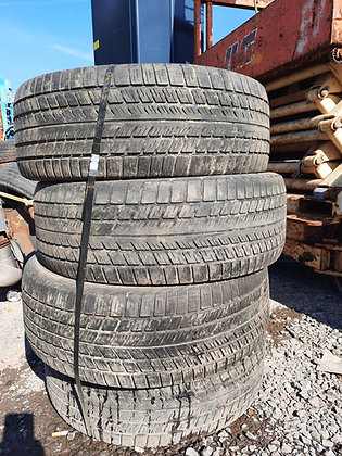 Used BF Goodrich Traction T/A p225/55R17 Set of 4