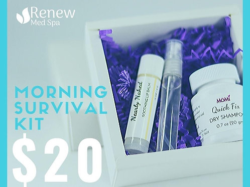 Momi Morning Survival Kit